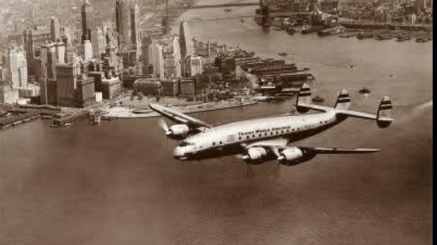 A decolat în 1946 și a aterizat în 1993, dar nimeni nu se aștepta la ce a fost găsit la bordul avionului