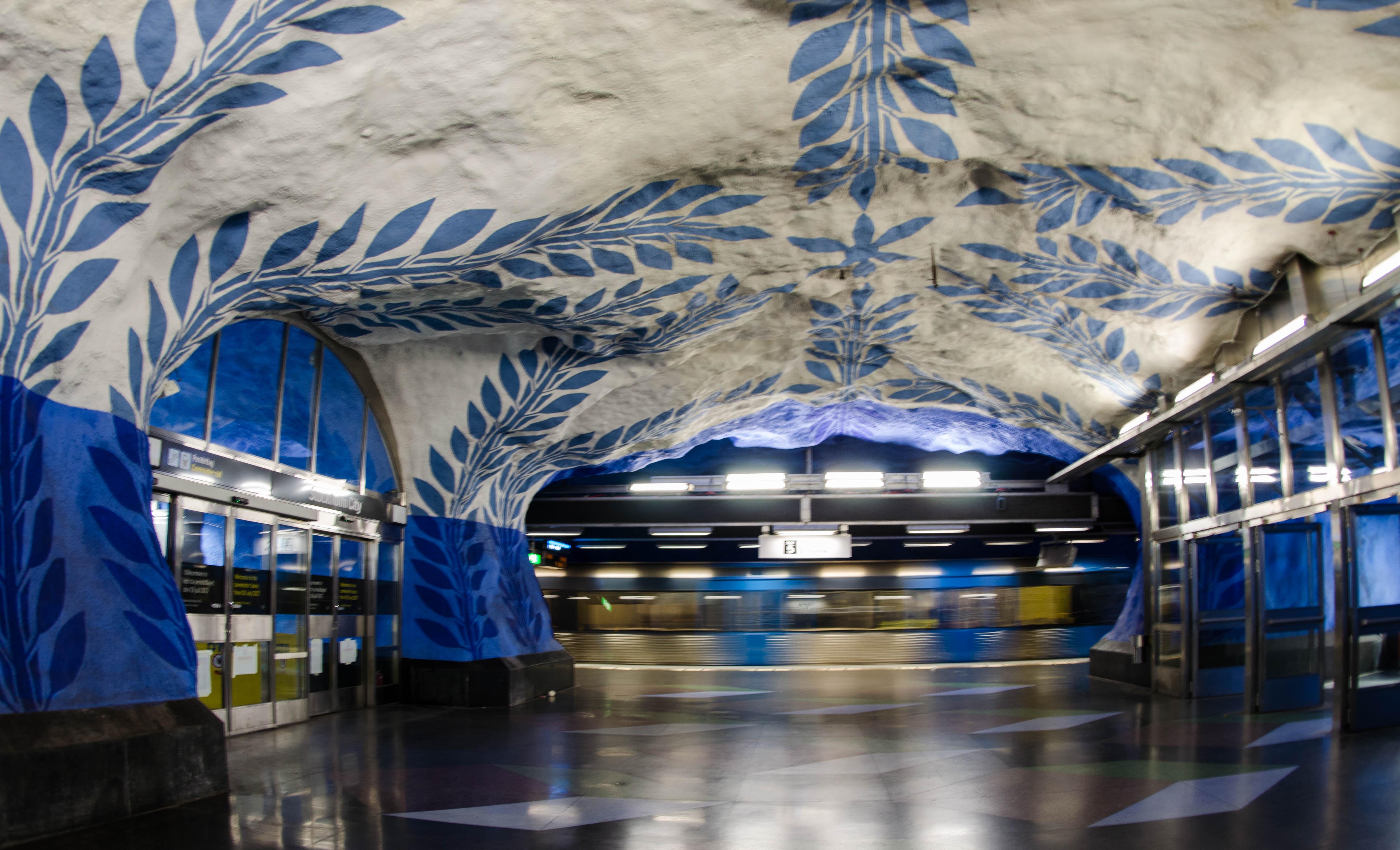Stația T-Centralen